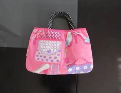 英ハーレクイン生地使用ハンドメイドのバッグ マリメッコ北欧 インテリア 雑貨 家具 Modern marimekko bags ¥5500yen 〆05月03日