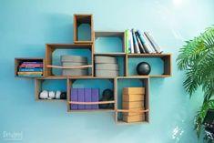 Shelves, Gym, Beach, Home Decor, Shelving, Decoration Home, The Beach, Room Decor, Shelving Units
