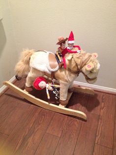 Day 19: Ride 'em cowboy Jingle!