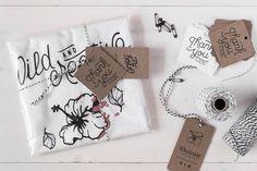 Packaging. #tshirt #packaging #tee #white #graphic #design #handmade