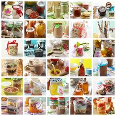 30 Recipes for Gifts in a Jar from Taste of Home
