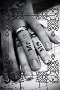 See more Couple's tattoos for wedding