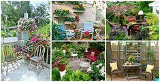 14 Ideas Geniales Para Decorar Tu Patio - http://blogmujer.org/ideas-geniales-para-decorar-tu-patio/
