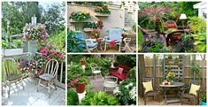 Little patios can be a real challenge when it comes to their decoration and organization. But, there are plenty ideas …