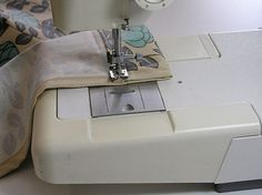 sewing 101: curtains | Design*Sponge - Think I will attempt this as my first sewing project...