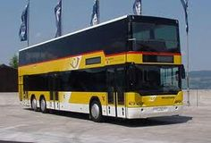 Double SkyVision Charter Bus