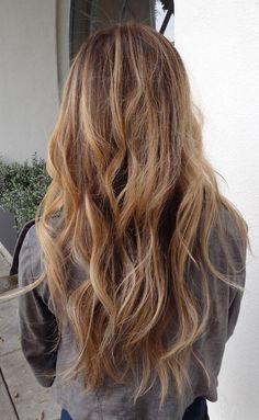 Beach brown. Great hair color.