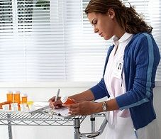 If you are doing medications always make sure that on the list you are given with the patients name and medication matches up so that you don't harm the patient with giving him/her the wrong prescription.    Google Image Result for http://medicalassistanthq.net/wp-content/uploads/2012/02/medicalassistantprograms1.jpg