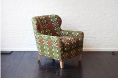 Eadie Armchair by Donna Wilson from SCP Scp, Armchair, Living Room, Furniture Ideas, Nest, Inspiration, Home Decor, Sofa Chair, Nest Box