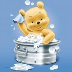 Pooh Pooh Baby, Cute Winnie The Pooh, Winne The Pooh, Winnie The Pooh Quotes, Disney Pencil Drawings, Easy Disney Drawings, Disney Princess Drawings, Cute Disney Wallpaper, Cute Cartoon Wallpapers