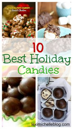 our new christmas tradition is to make Christmas candy- these are the best, easy candy recipes for Christmas, Valentines, Anniversaries, etc Christmas Food Treats, Christmas Sweets, Christmas Cooking, Holiday Treats, Holiday Recipes, Christmas Foods, Easy Christmas Candy Recipes, Holiday Foods, Christmas Fudge