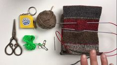 Afterthought Everythings: An Afterthought Everything Sock Recipe - YouTube