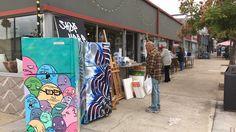 SHOP SMALL SATURDAY: Sidewalk Sales