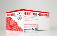 United States Postal Service - Re-Designing an American Institution — The Dieline - Package Design Resource