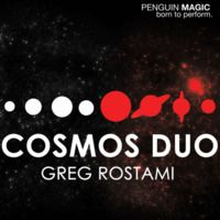Cosmos Duo by Greg Rostami (DVD + Gimmick) The odds against you are ASTRONOMICAL. Yet you're about to pull off one of the greatest miracles ever seen with a deck of cards.
