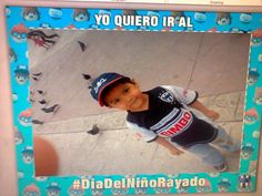 Martha Deyanira Abrego Gaytan  #Rayados #DíaDelNiñoRayado