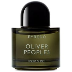 Byredo Oliver Peoples Green (EDP, 50ml) (1 320 SEK) ❤ liked on Polyvore featuring beauty products, fragrance, beauty, fillers, perfume, accessories, green perfume, eau de perfume, perfume fragrances i edp perfume