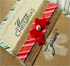 Family Christmas Letter #stepbystep