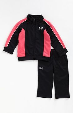 Under Armour Jacket & Pants (Baby Girls) (Online Only) available at #Nordstrom
