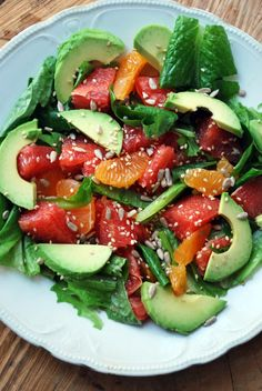 Sitrussalaatti