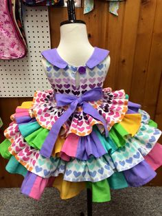 Vestidinho Little Girl Dresses, Girls Dresses, Summer Dresses, Candy Costumes, Country Dresses, Baby Kind, Lolita Dress, Sewing For Kids, Baby Dress