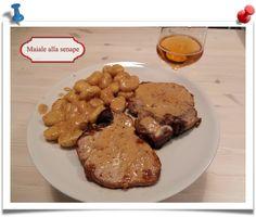 Imparare l'Arte della Cucina Quotidiana: Nigella Lawson: maiale alla senape