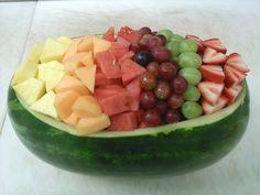 Melon Bowl Supreme by ~DoctorTonyStarkWho on deviantART