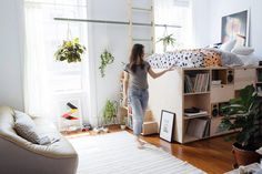 US@UO: A Modern Apartment with Kiersten Marian - Urban Outfitters - Blog
