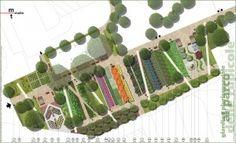 Sensory Garden at Parco delle Rupicole, mtstudio | Rome | Italy | MIMOA
