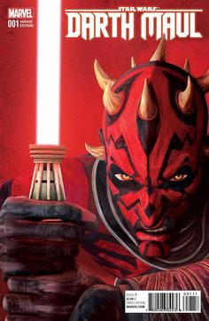 Marvel - Star Wars: Darth Maul #1 - Animation Variant
