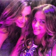 Naya Rivera & Shay Mitchell