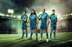 Italrugby: ecco le nuove maglie Adidas per il 2014