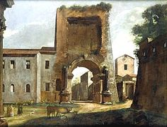 ROMA DISAPPEARED : Cartularia tower … [ita] http://www.romeandart.eu/it/arte-torre-cartularia.html