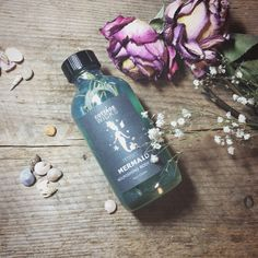 Mermaid Nourishing Body Oil Small Batch Hand-made in New England by CottageWicks on Etsy https://www.etsy.com/listing/230040728/mermaid-nourishing-body-oil-small-batch