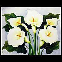 'Calla Lilies'