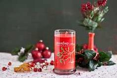 go to www.diamondcandles.com to find this wonderful candle.  #LOVEisintheair #DesireTrueLove #DiamondCandles Then comes the Mistletoe and guess what comes next