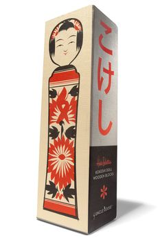 Kokeshi Doll - the Japanese sure know how to package things
