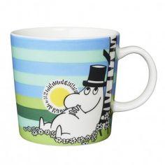 Moomin Mugs, Tove Jansson, Tableware, Lilac, Dinnerware, Tablewares, Dishes, Place Settings