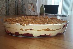 Baileys – Schichtdessert Baileys – layered dessert, a very nice recipe from the category baking & desserts. Dessert Oreo, Bon Dessert, Trifle Desserts, Dessert Drinks, Eat Dessert First, Party Desserts, Baileys Dessert, Baileys Tiramisu, Layered Desserts