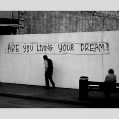 Bytes: The words of the prophets are written on the subway walls Words Quotes, Me Quotes, Sayings, Dream Quotes, Funny Quotes, Graffiti Quotes, Graffiti Artwork, Graffiti Wall, Images Esthétiques
