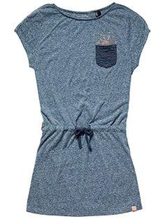 ADESHOP Femme Robe Mode éTé Casual Robe Sweat à Capuche Sans Manches Robe à  Capuche De Couleur Unie DéContractéE (S Bleu)  87ba8be5d1a