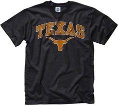 Rock a sporty look and cheer your Texas Longhorns on to victory in this Longhorns t-shirt by New Agenda. This ultra-wearable t-shirt is 100% cotton and features vibrant screen print graphics, making  it a must-have piece of Texas Longhorns apparel!