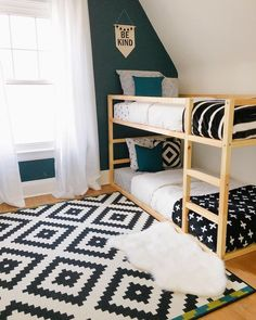 42 Kids Rooms: Shared Bedroom Ideas - Ikea DIY - The best IKEA hacks all in one place Ikea Kids Room, Dressing Room Design, Shared Bedrooms, Shared Kids Rooms, Boys Shared Bedroom Ideas, Boy And Girl Shared Bedroom, Cool Kids Bedrooms, Bedroom Decor For Kids, Boys Bedroom Ideas Toddler Small