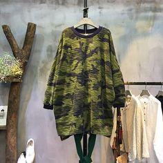 Women Casual Loose Cotton Blouse