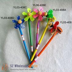 Pencil Decoration   Fancy Pens (YL03 408)