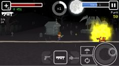 New version for Undead Pixels: Zombie invasion #indiegames #videogames #gamesinitaly