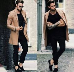 Top 15 coats for autumn-winter El trench coat pieza clave para el otoño. ►http://www.thepolicechic.com/2015/08/you-need-15-coats-for-this-winter.html #Menswear #Styles #MensFashion