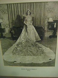Mardi Gras Queen Inspiration (1952)