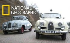 """A National Geographic Special Series """"The Story Of Saab""""(image courtesy of NatGeo.com)"""