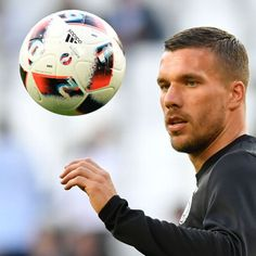 Germany's Lukas Podolski considering international retirement after Euros